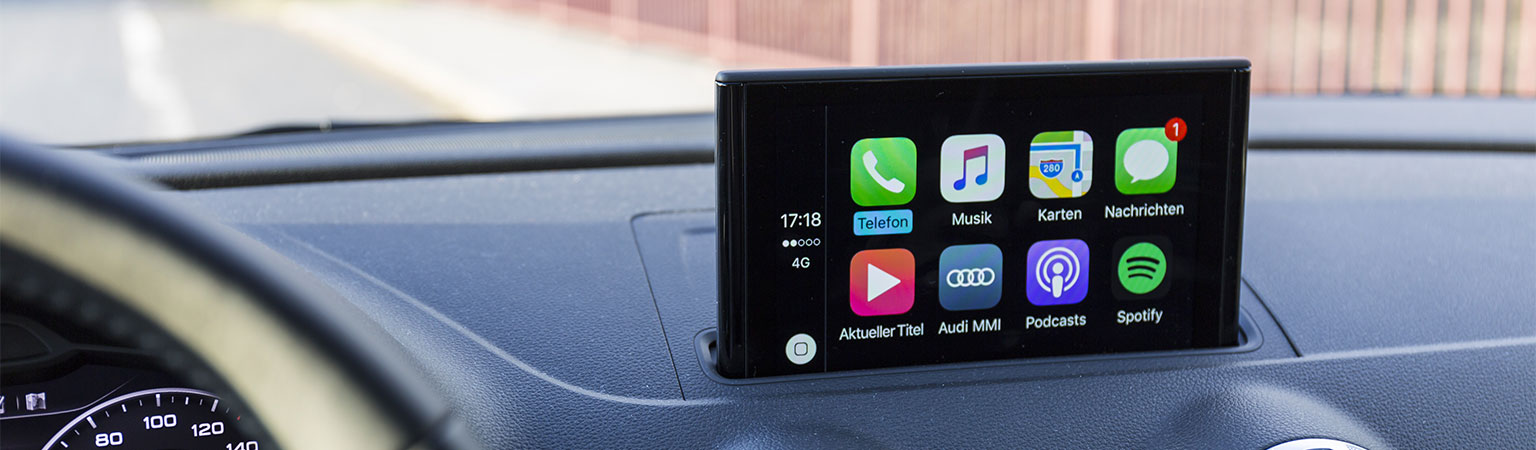which cars have carplay