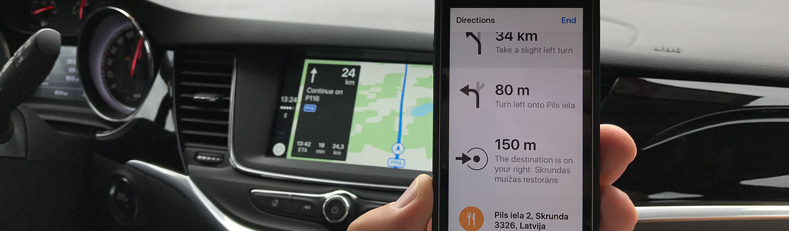 headunits with apple carplay
