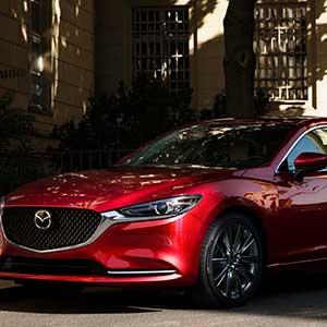 Mazda Adding Apple Carplay to Mazda6, CX-9