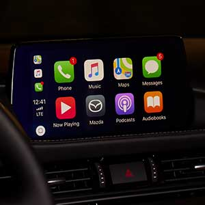 Mazda Now Offers CarPlay Upgrade for All 2014+ Models with Mazda CONNECT!
