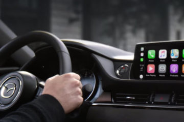 2018 Mazda6 definitely has CarPlay
