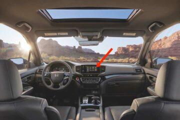 2021 Honda Passport with CarPlay